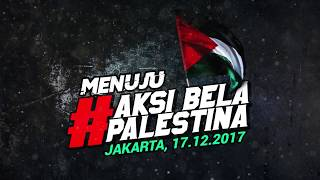 Press Conference | Indonesia Bersatu Bela Palestina
