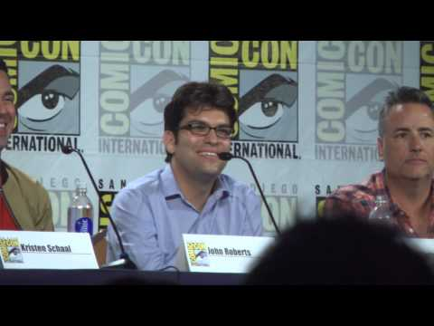 Dan Mintz Tina from Bob's Burgers at Comic Con