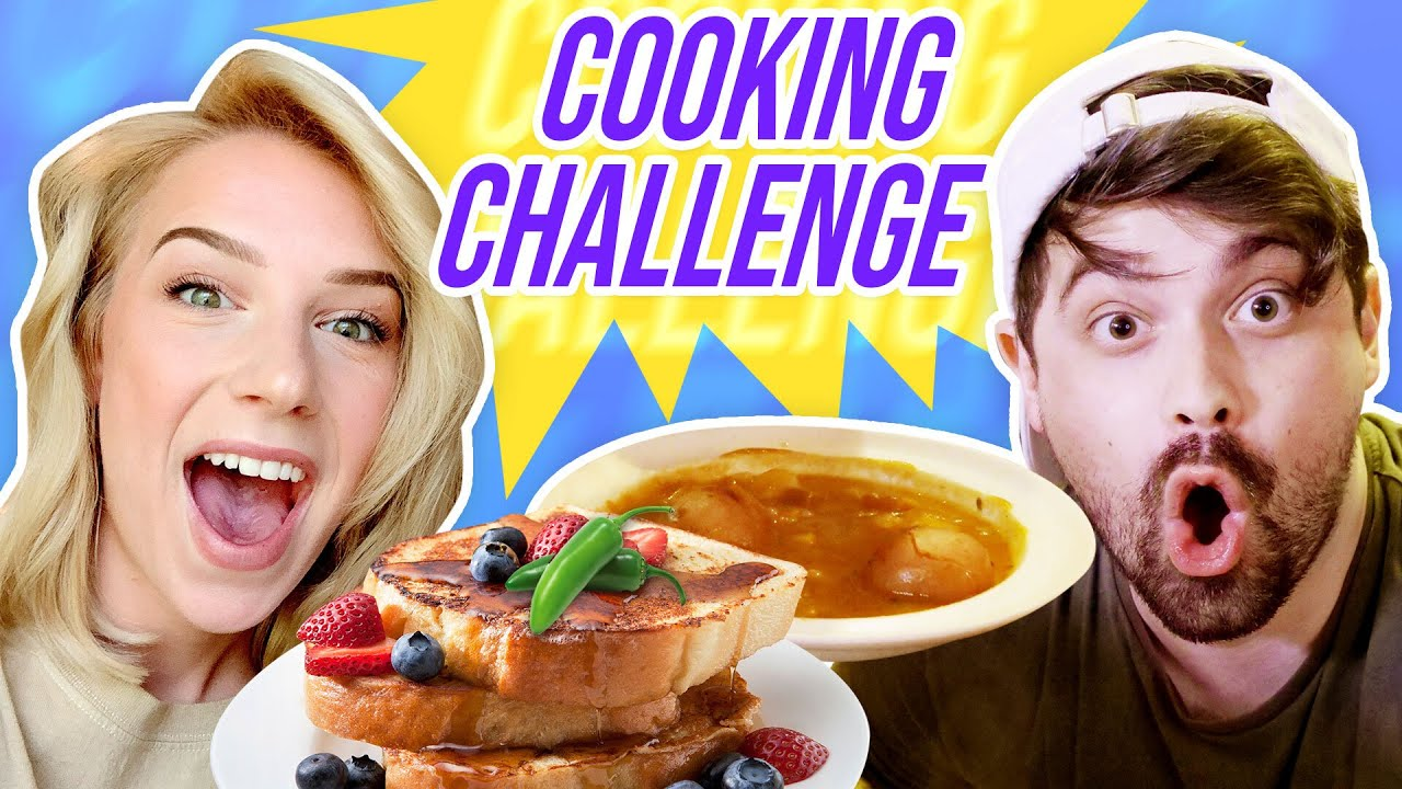 The Smosh Games Quarantine Cooking Challenge