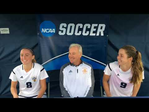UC San Diego Women's Soccer Press Conference - 11/12/17