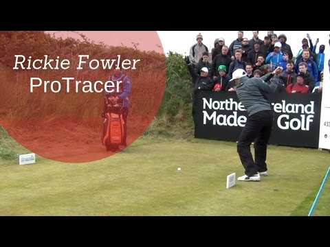 Rickie Fowler | Ultimate ProTracer Compilation 2016 |