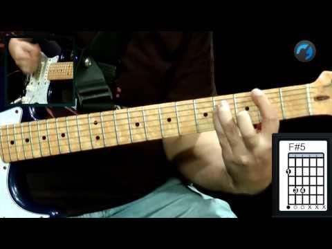 Paramore - Decode (como tocar - aula de guitarra)