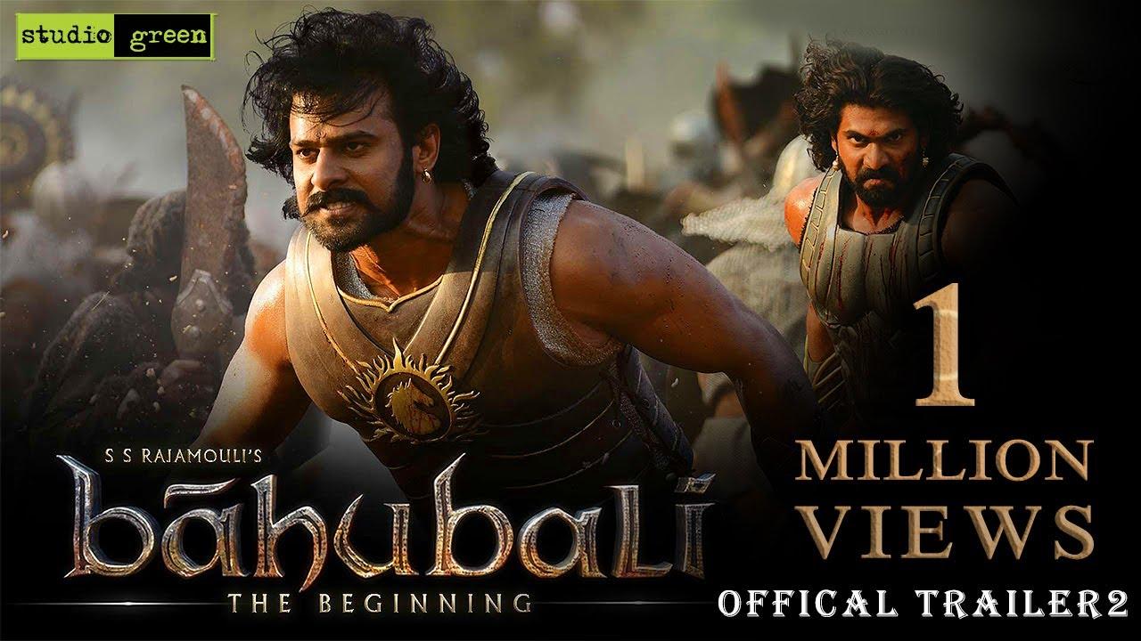 Download Baahubali பாகுபலி - Official Trailer 2 (Tamil) - SS Rajamouli - Prabhas, Rana Dagubatti