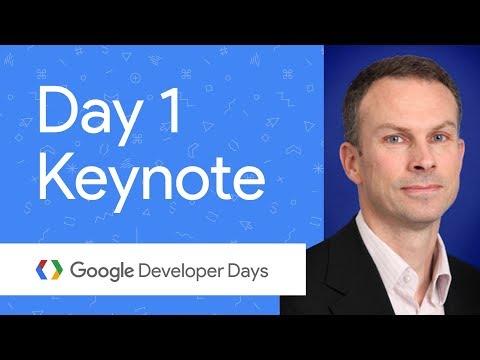 Google Developer Days Opening Keynote (GDD China '17)