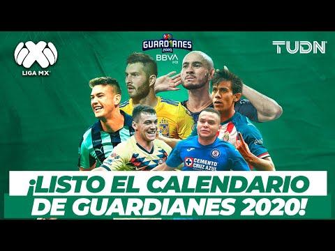 🚨¡Acabó la espera! Este es el calendario del Torneo Guardianes 2020   TUDN