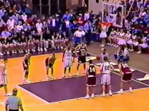 Pine Grove Cardinals vs Catasauqua PIAA District 11 basketball Final 1997