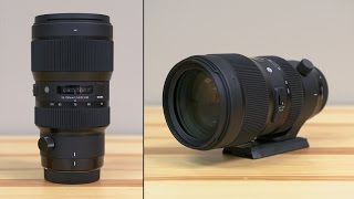Sigma 50-100mm F1.8 Lens Review (4K Video)