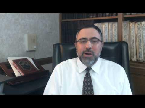 Video Vort - Ki Tavo 5774 - Rabbi Etan Tokayer