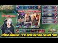 ALDOUS 500 STACK MODE MAYHEM BERSAMA HI PATRICK DAN DWI WOII - Mobile legends