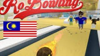 NO GAMES!!!!! [Ro Bowling] Roblox #Malaysia