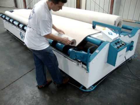 Accu Cut Arrow Carpet Cutting Machine 110 Volt Explaining