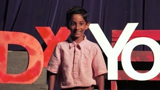 Create Games to Solve Problems | Kedar Narayan | TEDxYouth@Scranton