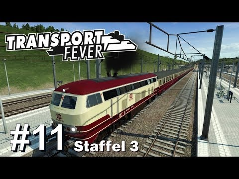 TRANSPORT FEVER S3/#11: T.E.E.-Time [Let's Play][Gameplay][German][Deutsch]