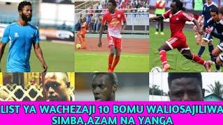 Wachezaji Bomu Waliowahi Kusajiliwa Simba,Azam na Yanga na Kutimuliwa ni Hawa