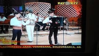 Orchestra HORA - Hora martisorului ( Solisti Ciprian Dinca & Emi Ciobanu) SALA RADIO