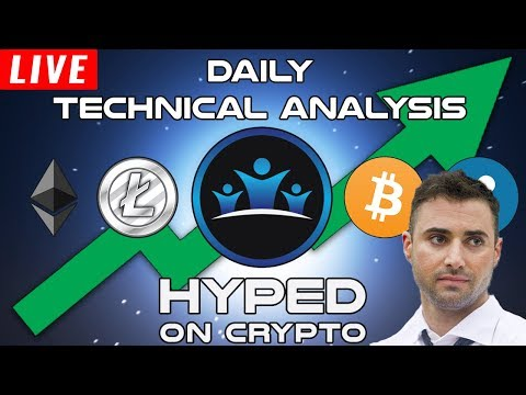Technical analysis on cryptocurrency
