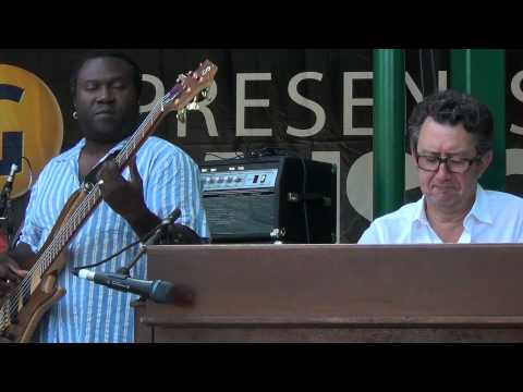 Bill King Trio 'There It Is!  Beaches International Jazz Festival 2012