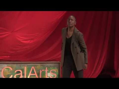 The black, African, female, body: Nora Chipaumire at TEDxCalArts