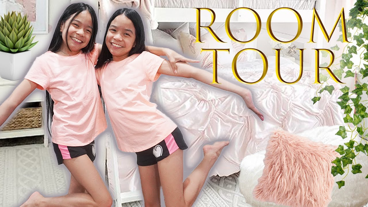 ROOM TOUR 2020 | Tran Twins