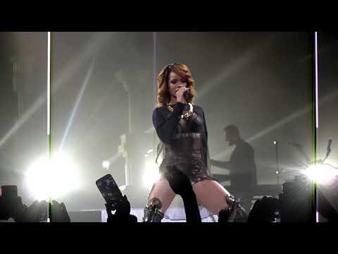 Talk That Talk - Rihanna (live in Cologne 26.06.2013) HD