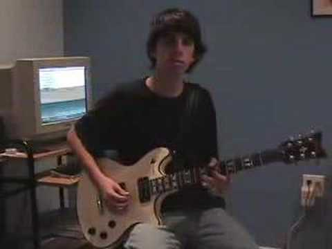 Dean DiMarzo - Searching (Joe Satriani)