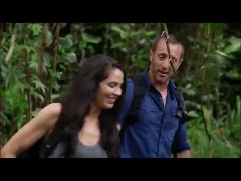 (Hawaii Five-0) McRoll Steve x Cath 2018 Being friends & working together (S08E20)