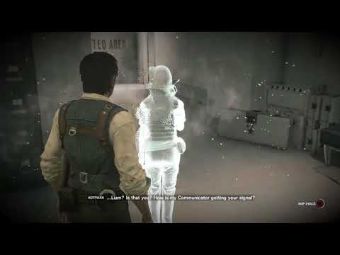 The Evil Within 2 Walkthrough part.13 25%....i think ill pass