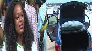 SURPRISINGLY:A CAR & #1,500,000 WAS GIVEN TO MISS STEPHANIE IDOLOR FOR THE SECOND TIME