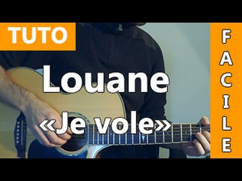 je vole louane tab tuto guitare facile youtube. Black Bedroom Furniture Sets. Home Design Ideas