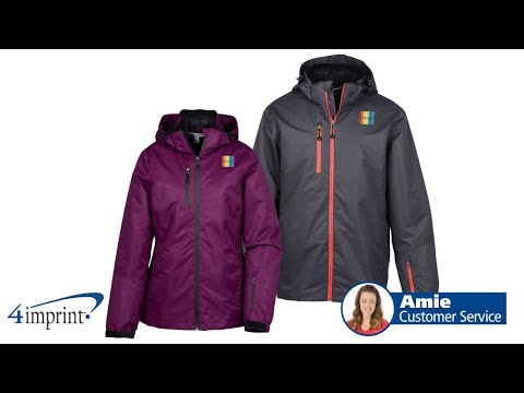 Cyclone Waterproof 3 in 1 Jacket - Promotional Products by 4imprint