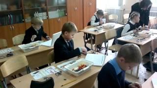 Урок робототехники в школе 1323