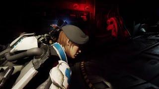 Evolve Big Alpha Val Medic gameplay
