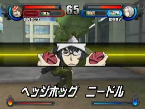 Katekyō Hitman Reborn! Dream Hyper Battle! (PS2 Gameplay)