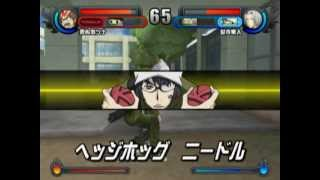 Katekyō Hitman Reborn! Dream Hyper Battle! (PS2 Gameplay)