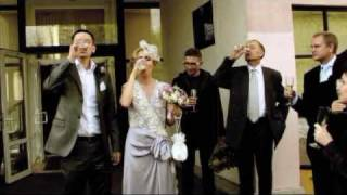 Свадьба в стиле Ретро. Часть 01.
