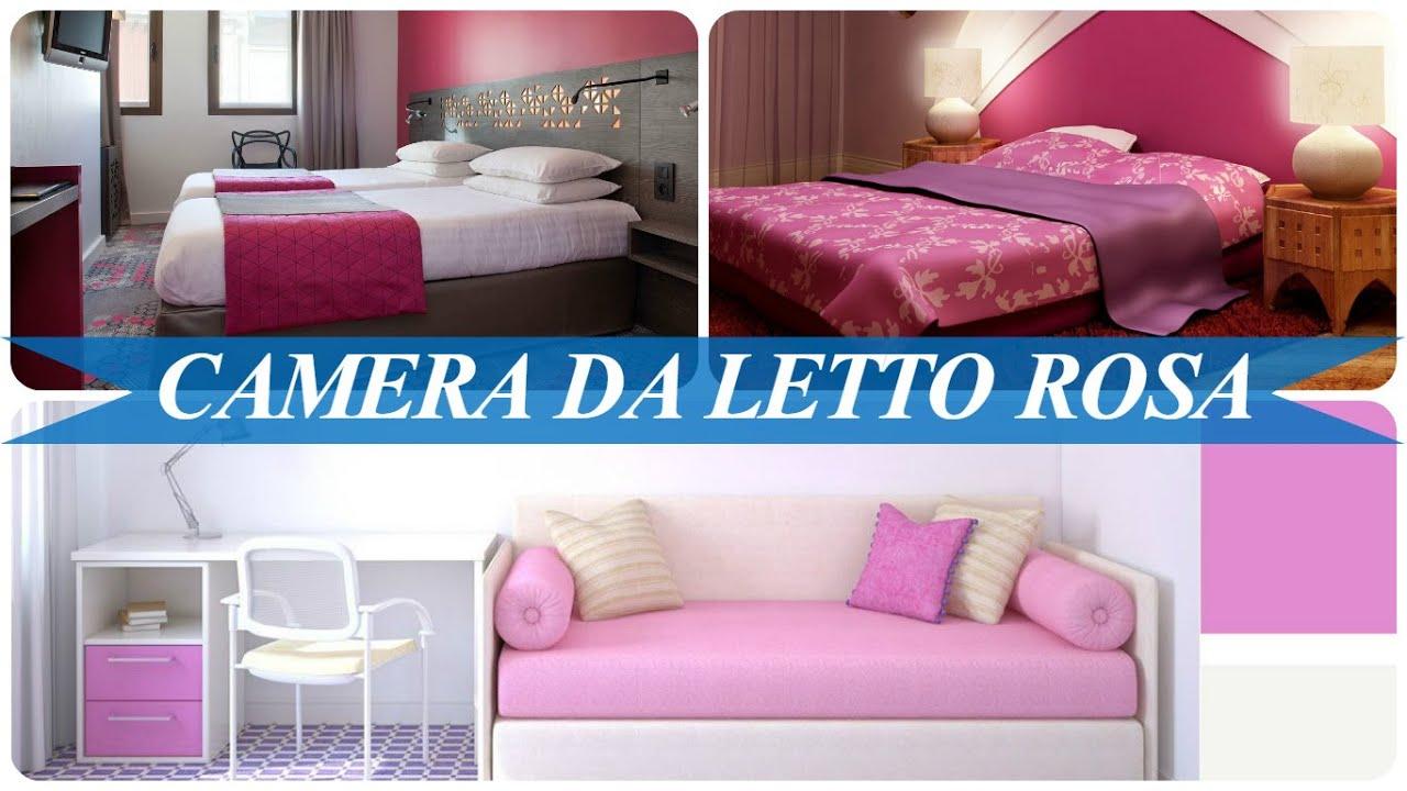 Camera Letto Rosa : Camera da letto rosa youtube