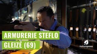 Portrait d'armurier - Armurerie Steflo (69)