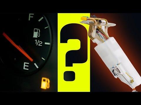 Проверка ДУТ и лампы резерва топлива | Chevrolet Lanos.