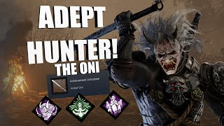 ADEPT BAM BAM! | Dead By Daylight THE ONI Achievement