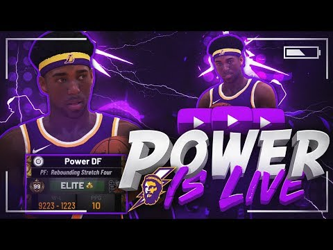 🚨 BEST 99 OVERALL GOING ON A 100 GAME WIN STREAK (9300+ WINS) | BEST BUILDS & JUMPSHOTS IN NBA 2K19