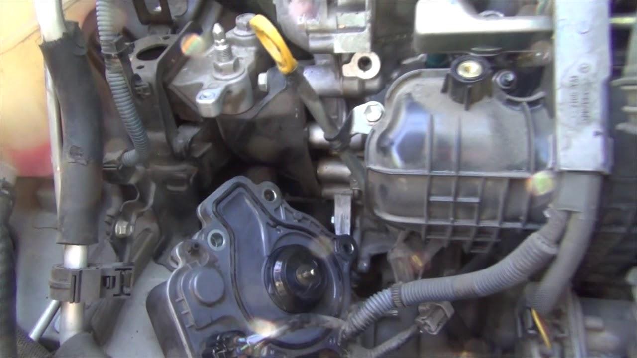 2010 Toyota Prius Code P261b Coolant Pump B Control Circuit Range 2005 Engine Diagram