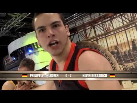 Arm Wars | Arm wrestling | Berberich GER v Stahlhoffen GER