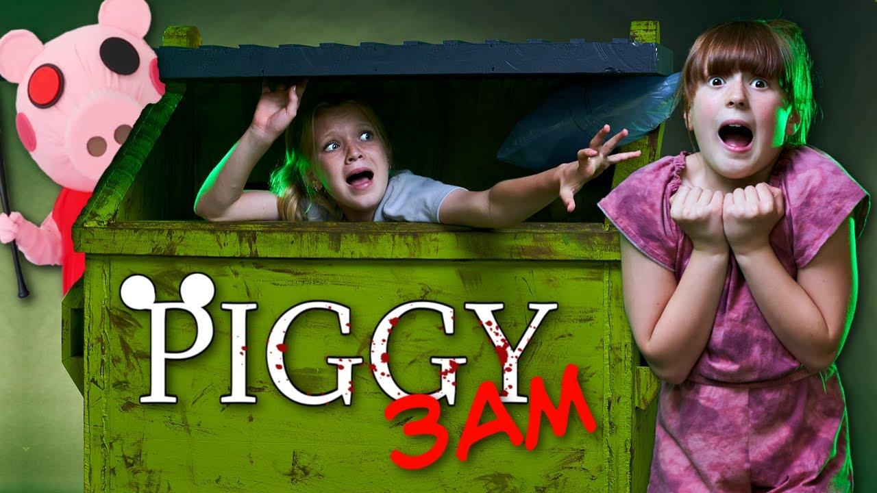 Don't Play Piggy at 3AM!
