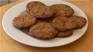 Healthy Cookies : Gluten-free Ginger Cookies Recipe
