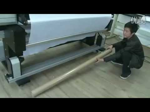 FTHG Textile conversion system for Digital Printer