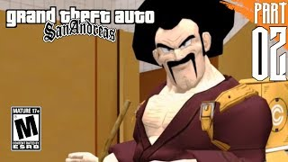 DBZ: SAN ANDREAS | Goku Story Mode part 2 [PC- HD]