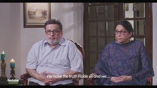 The Talwars Break Their Silence   Hotstar Exclusive