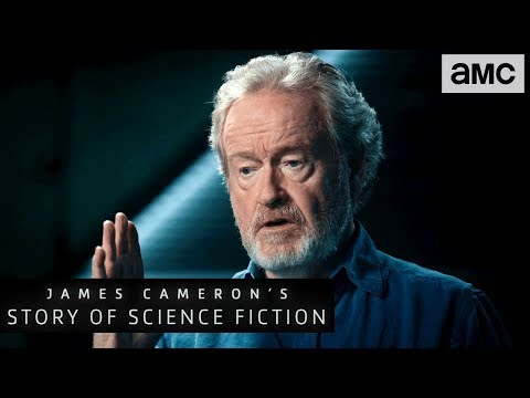 Ridley Scott on Why Filmmakers are the New Novelists  James Cameron's Story of Science Fiction