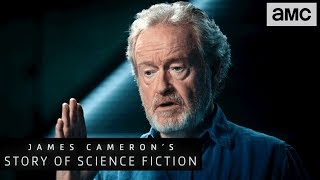 Ridley Scott on Why Filmmakers are the New Novelists | James Cameron's Story of Science Fiction