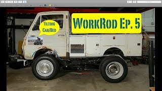 The WorkRod Ep.5- aka Tiny Truck of Terror aka Kei Gasser